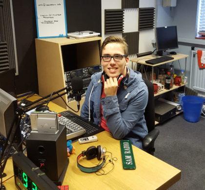 SAM RADIO (Scottish Autistic Media)© PRESENTING OPPORTUNITIES