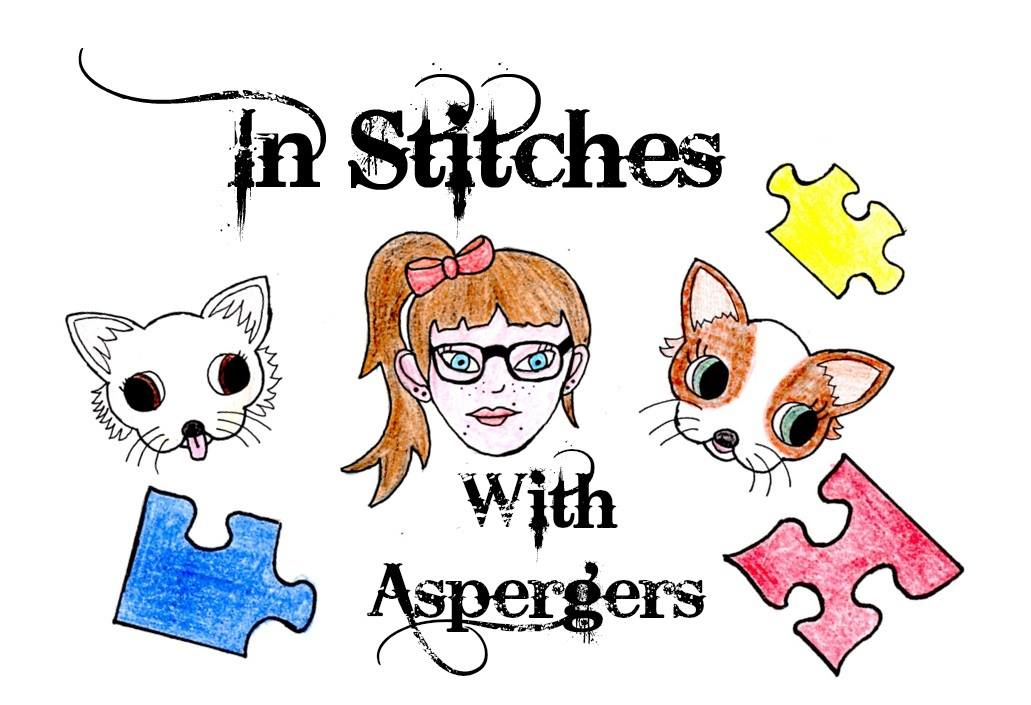 In Stitches With Aspergers