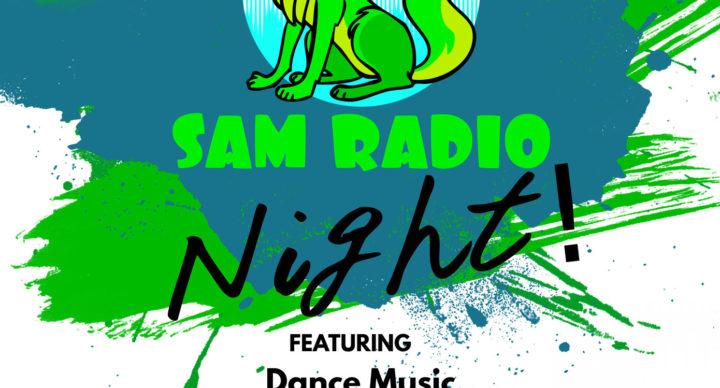 SAM RADIO Night! (Leith Dockers Club Event)