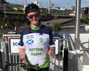 FUNDRAISING FOR SAM RADIO – 3 Generations Cycling Marathon